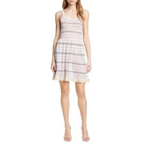 La Vie Nordstrom Women's Large Striped Dress NWT